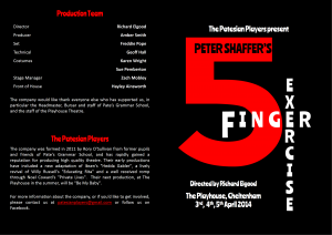 FFE Programme (1)