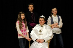 Vatican Spring Cast 2